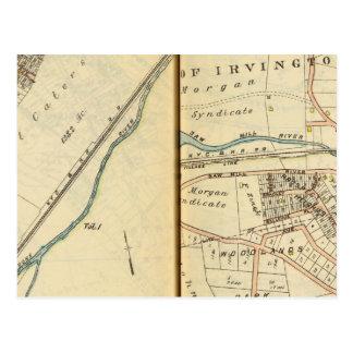 Greenburg, New York Carte Postale