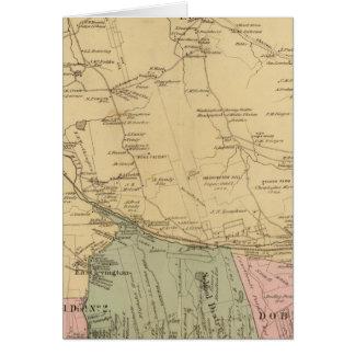 Greenburgh, New York Carte De Vœux