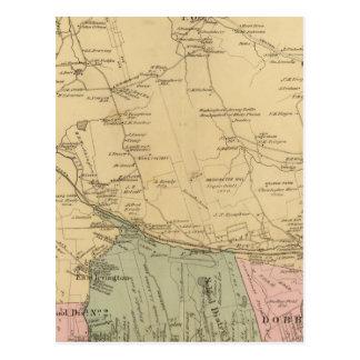 Greenburgh, New York Carte Postale