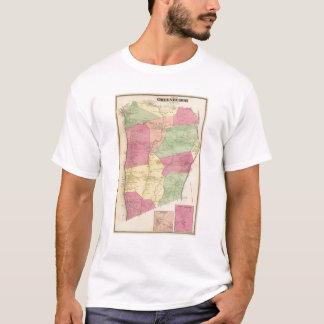 Greenburgh, ville t-shirt
