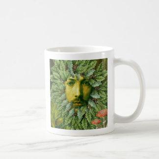 Greenman - tasse de café