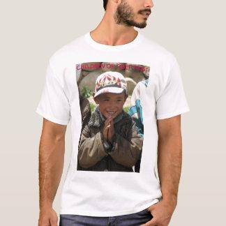 Greeting2d T-shirt