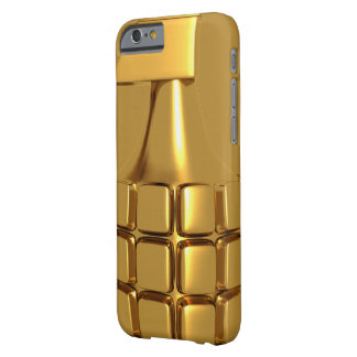 Grenade à main d'or coque iPhone 6 barely there