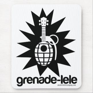 Grenade-lele Tapis De Souris