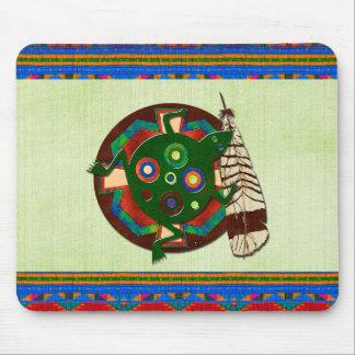 Grenouille d art populaire de Natif américain