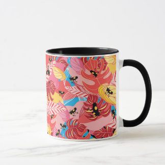 Grenouilles de jungle mug