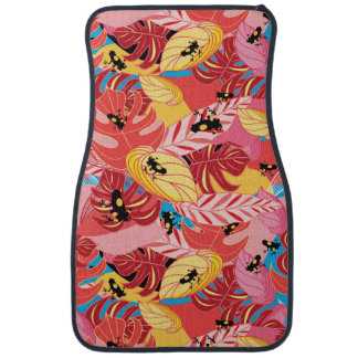 Grenouilles de jungle tapis de sol