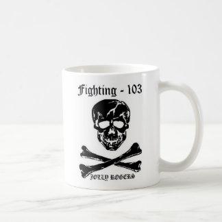 Grève/escadron de chasse VFA-103 Mug