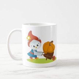 Greww et le potiron mug