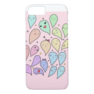 griffonnage coque iPhone 7