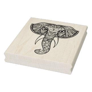 Griffonnage de tête d'éléphant