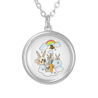 griffonnage pendentif rond