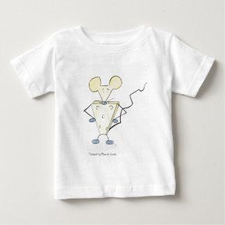 Grignotte, Designed by Plume de Souris T-shirt Pour Bébé