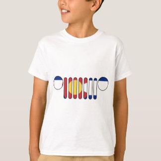 gril 7-Slot T-shirt