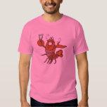 grillage du homard t-shirt