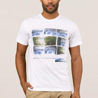 Grille de courant - T-shirt
