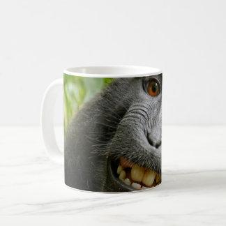 Grimacerie du singe mug
