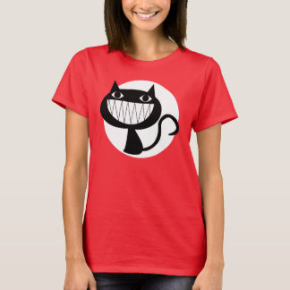 GRIMACERIE du T-shirt de base de CAT