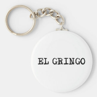 Gringo d'EL Porte-clé Rond