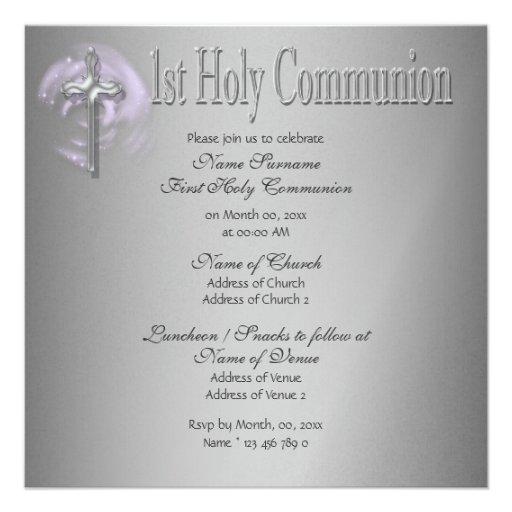 Gris rose de première sainte communion bristol