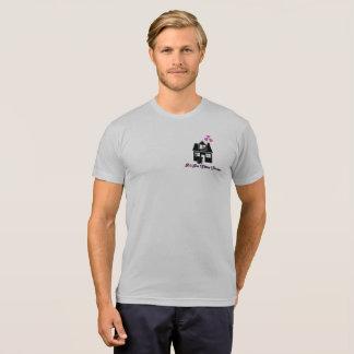 gris se reposant du T-shirt 72marketing de