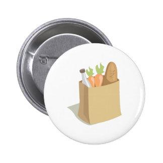 Groceries_Base Pin's Avec Agrafe