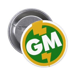 Groomsman Badges Avec Agrafe