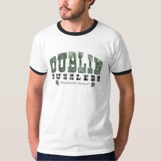Gros buveurs de Dublin - Irlande la plus fine - T-shirt