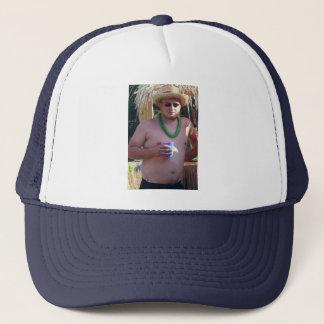 Gros casquette d'Adam