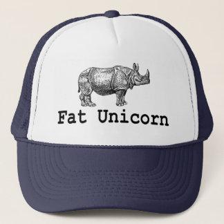 Gros casquette de licorne