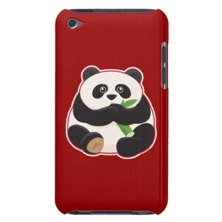 Gros panda coque iPod Case-Mate