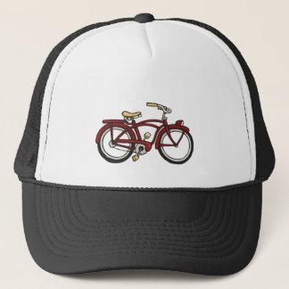 Gros vélo de pneu casquette
