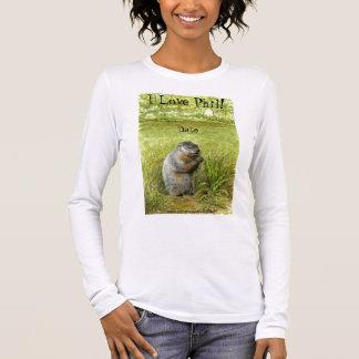 """Groundhog T-shirt de douille aime Phil de jour """"je"""