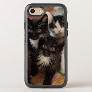 Groupe de chaton de smoking coque otterbox symmetry pour iPhone 7