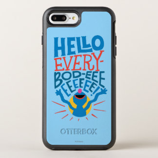 Grover bonjour coque OtterBox symmetry iPhone 8 plus/7 plus