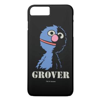 Grover demi coque iPhone 7 plus