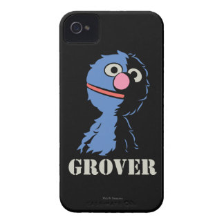 Grover demi coques iPhone 4 Case-Mate