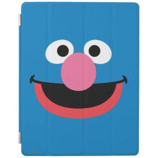 Grover font face à l'art protection iPad