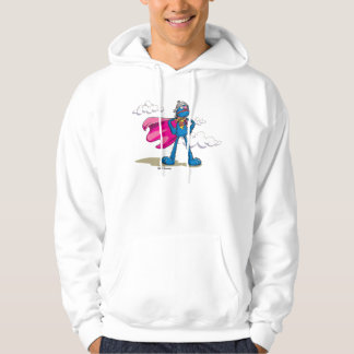 Grover superbe veste à capuche