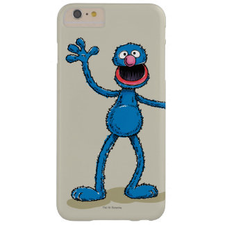 Grover vintage coque barely there iPhone 6 plus