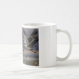 Grues Tasse À Café