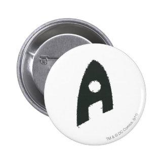 Grunge 'A d'Aquaman Pin's