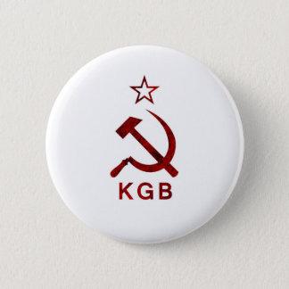 Grunge de KGB Badge