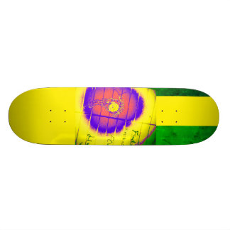 Grunge de LooneySkull- : Foyer Skateboard Old School 18,1 Cm