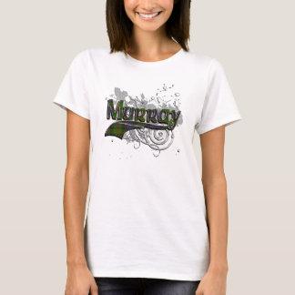 Grunge de tartan de Murray T-shirt