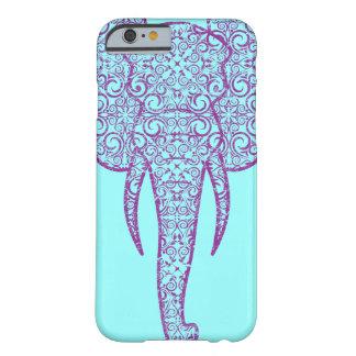 Grunge d'éléphant de paix de StellaRoot Coque iPhone 6 Barely There