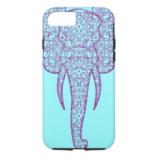 Grunge d'éléphant de paix de StellaRoot Coque iPhone 7