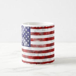 Grunge Etats-Unis Mugs À Café