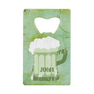 Grunge verte de bière de Jour de la Saint