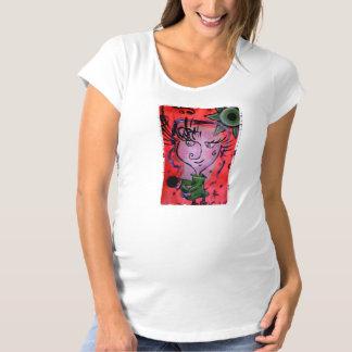 Grünlein T-shirt maternité femme, Coquille d'œuf